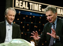 How Does Real Time with Bill Maher Choose Its Guests?