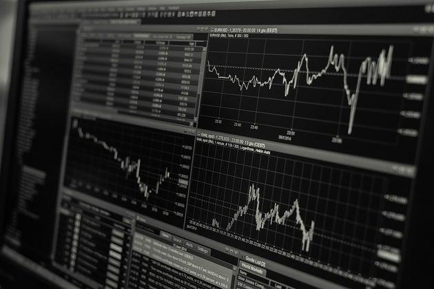 Stock market trading monitor
