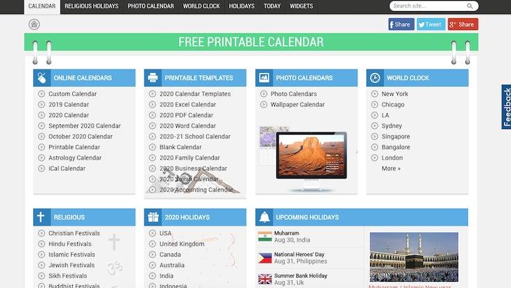 Calendarlabs.com